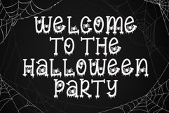 Halloween Festival - A Halloween Display Font Product Image 2