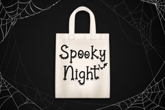 Halloween Festival - A Halloween Display Font Product Image 4