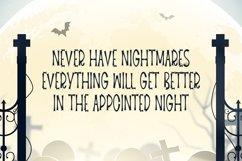 Halloween Momentum - New Halloween Font Product Image 4