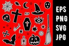 Halloween SVG Bundle | Day of the Dead bundle Product Image 2