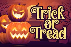 Halloween Sunday - a Playful Scary font Product Image 2
