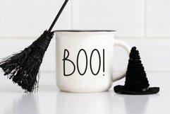 Web Font Halloween Treats - A Fun Handwritten Font Product Image 3