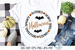 Round Fall SVG Bundle | Thanksgiving, Halloween, Autumn Product Image 6