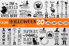 Halloween SVG   Halloween Bundle SVG PNG DXF EPS Product Image 1