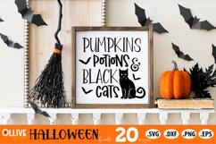 Halloween SVG   Halloween Bundle SVG PNG DXF EPS Product Image 4