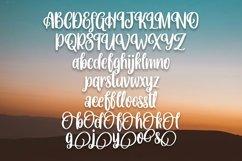 Web Font Hampers - Beautiful Handlettering Font Product Image 4