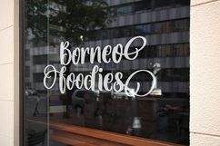 Hampers - Beautiful Handlettering Font Product Image 6