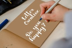 Handmade - Modern Script Font Product Image 2