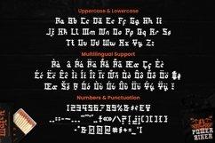 Web Font Handwash - Blackletter Font Product Image 2