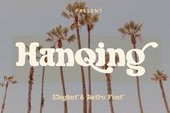Web Font Hanqing - Elegant & Retro Font Product Image 1