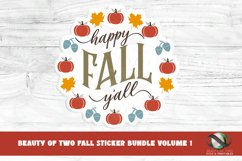 Sticker Bundle Fall Stickers 13 png Fall Printable Stickers Product Image 4