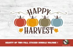 Sticker Bundle Fall Stickers 13 png Fall Printable Stickers Product Image 5