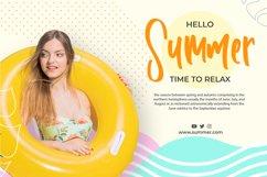 Happy Summer - Fun Handwritten Font Product Image 2