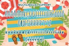 Happy Summer - Fun Handwritten Font Product Image 5