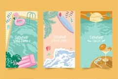 Web Font Happy Vacation - Summer Happy Font Product Image 2