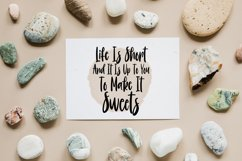 Happy Lovesweet - Quirky Handlettering Font Product Image 6