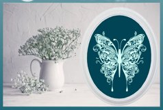 harbor grace designs butterfly mandala zentangle svg for cricut and silhouette machines also includes dxf eps pdf and png