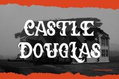 Hardrock - Blackletter Typeface Font Product Image 2