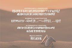 Harielo - Handwritten Font Product Image 4