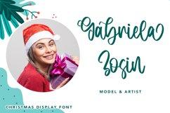 Harmony - Christmas Display Font Product Image 5