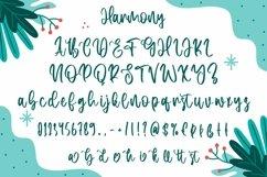 Web Font Harmony - Christmas Display Font Product Image 5
