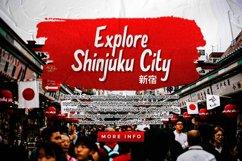 Hashiba - Japanese Font Product Image 5