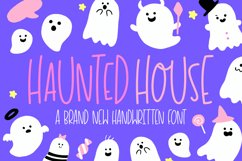 The Halloween Font Bundle Product Image 5