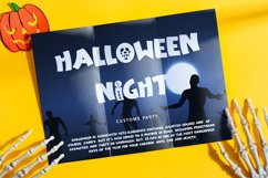 Haunting Bones - Halloween Display Font Product Image 5