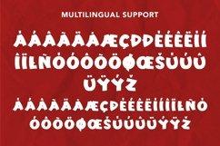 Web Font Haunting Bones - Halloween Display Font Product Image 5