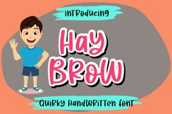 Hay Brow Product Image 1