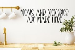 Web Font Hayfield - A Quirky Handlettered Font Product Image 3