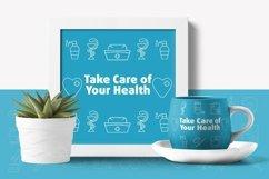 Web Font Health - Dingbats Font Product Image 2