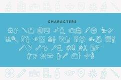 Web Font Health - Dingbats Font Product Image 4