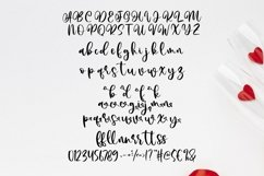 Web Font Hearttorb - Love Font Product Image 5