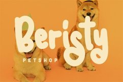 Web Font Hector - Bold & Fun Font Product Image 5