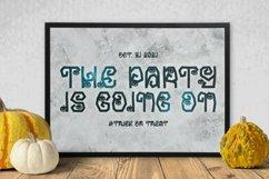 Web Font Helghost Font Product Image 4