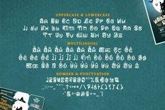 Web Font Helghost Font Product Image 5