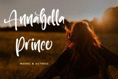 Hello Annabella - Beauty Handwritten Font Product Image 2