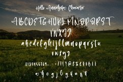 Web Font Hello Annabella - Beauty Handwritten Font Product Image 6