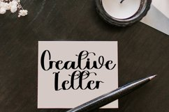 Hello Baby - A Luxury Script Font Product Image 2