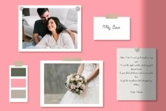 Web Font Hello Beloved - Lovely Handwritten Font Product Image 5