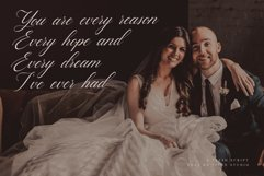 Hello Bride Fonts | Wedding Fonts Product Image 6