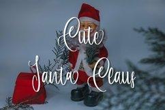 Web Font Hello Burdette - Christmas Calligraphy Font Product Image 2