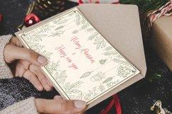Web Font Hello Burdette - Christmas Calligraphy Font Product Image 6