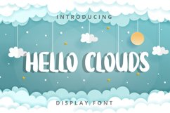 Hello Clouds Product Image 1