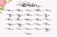 Hello December   A Lovely Script Handwritten Product Image 4