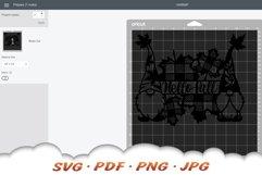 Hello Fall Gnome SVG Files For Cricut Product Image 2