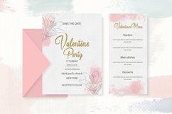 Web Font Hello Fayllen - Valentines Font Product Image 2