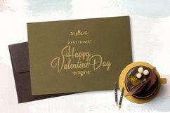 Web Font Hello Fayllen - Valentines Font Product Image 3