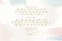 Web Font Hello Fayllen - Valentines Font Product Image 5